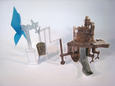 windbrei maquette
