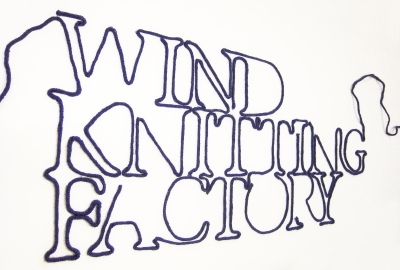 wind knitting facotry logo